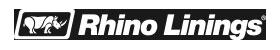 Rhino Linings Malaga Logo
